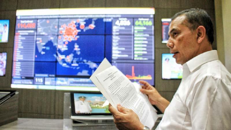 KPK Tangkap Tangan Walikota Cimahi Ajay Priatna