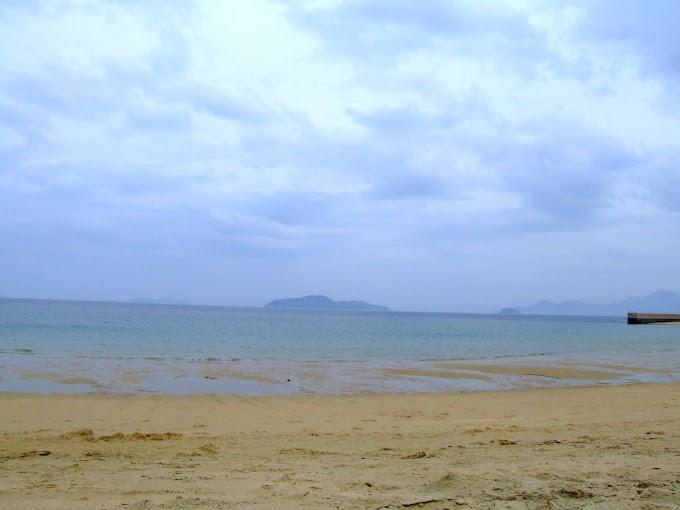 054 #海 #砂浜 #風景 #夏