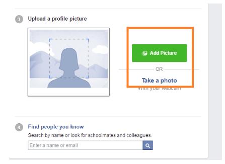 Create New Facebook Account Facebook