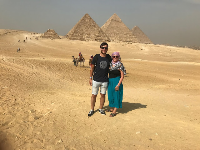 Things to do in Egypt pyramid sightseeing