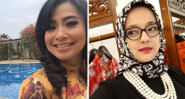 Marissa Haque Lontarkan Sumpah Serapah ke Feni Rose