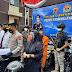 Sat Reskrim Polres Tasikmalaya Kota mengungkap Pelaku Curanmor