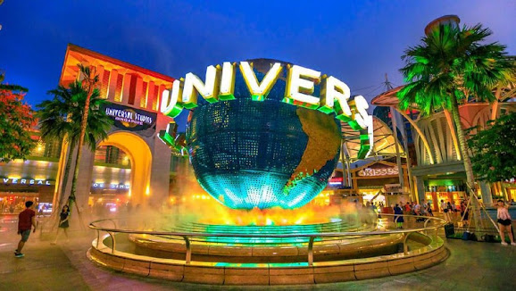 Universal Studio The Right Choice For Family Fun