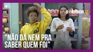 A Fazenda 12 -  Peões são punidos - Lidi acorda sem se lembrar dos acontecimentos - Jojo explica a Mariano motivo de comentário