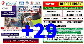 Gulf Updated Vacancy PDF Apr07