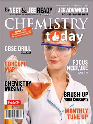 Chemistry Today July 2018