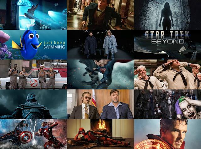 My favourite movies of 2016