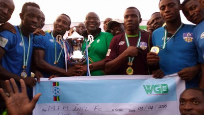 MFM FC best football club lagos