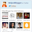 Updated Twitter Fanbox Widget For Blogger ~ Helper Blogger