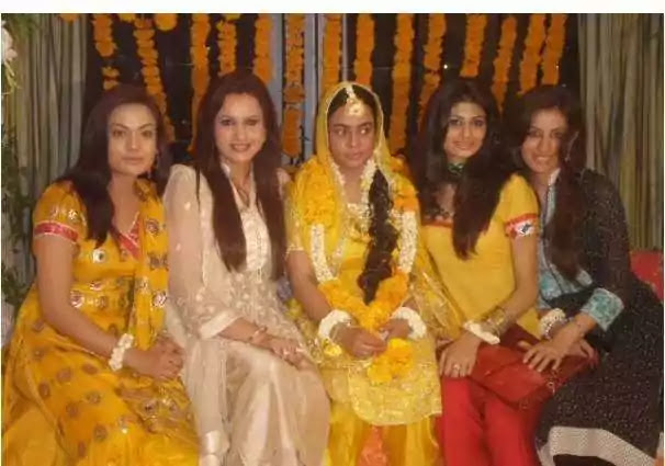 Alia Imam Wedding Pictures With Her Husband