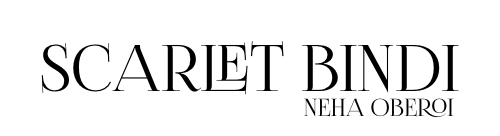 Scarlet Bindi-Neha Oberoi撰写的南亚时尚和旅行博客