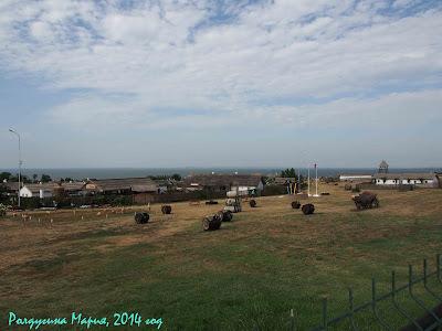 Тамань казачий хутор фото