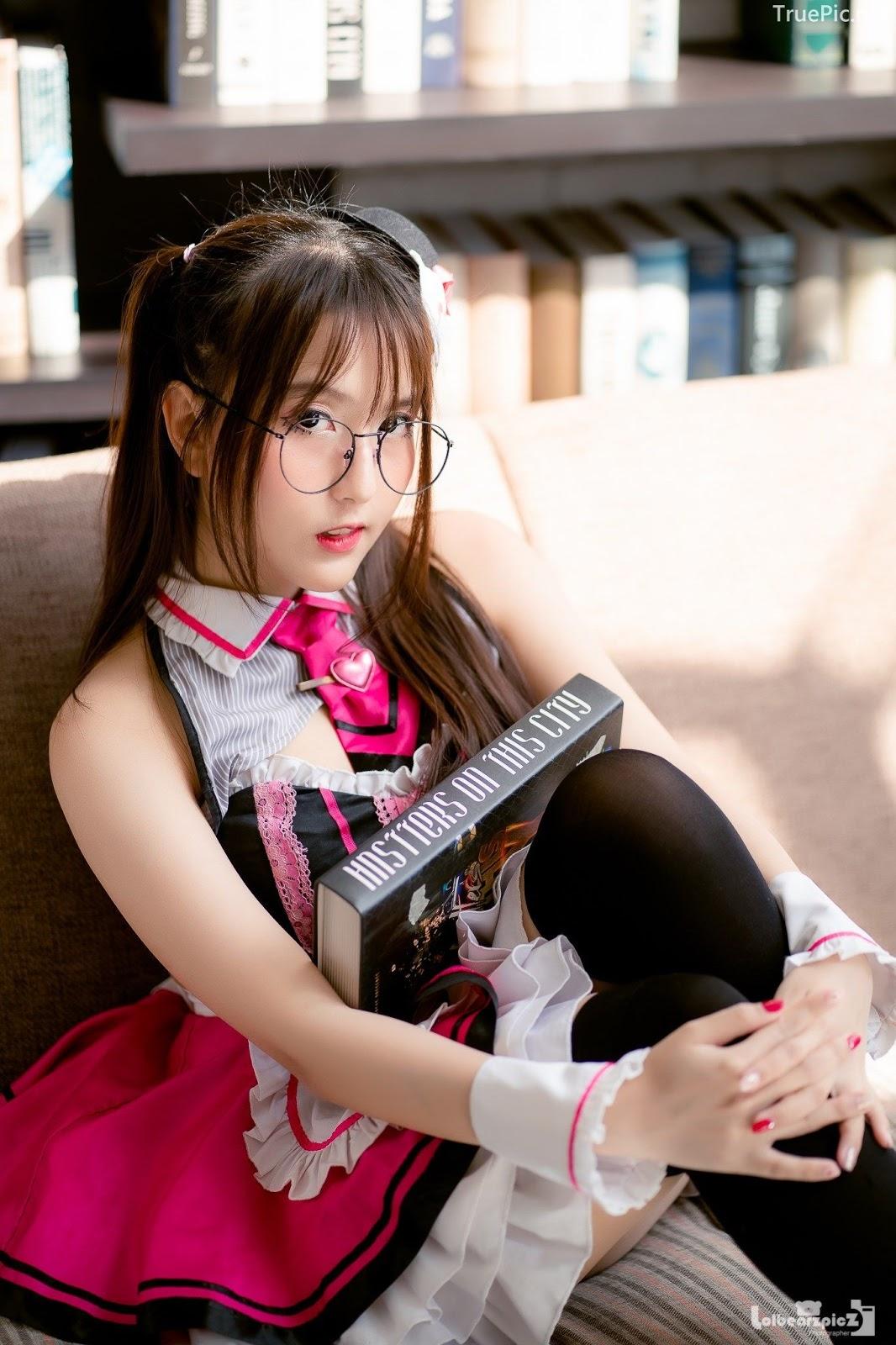 Thailand-Model-Phunnita-Intarapimai-Cute-Witch-Girl-TruePic.net- Picture-5