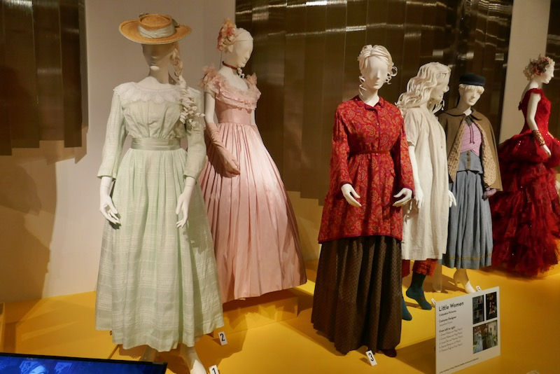 Little Women movie costumes