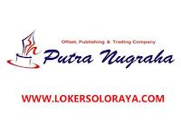 Loker Setter dan Editor PAI di Putra Nugraha Solo