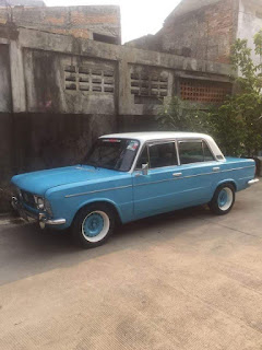 Dijual Sedan Fiat Klasik Antik