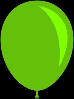 تفسير رؤية البالون الأخضر في الحلم