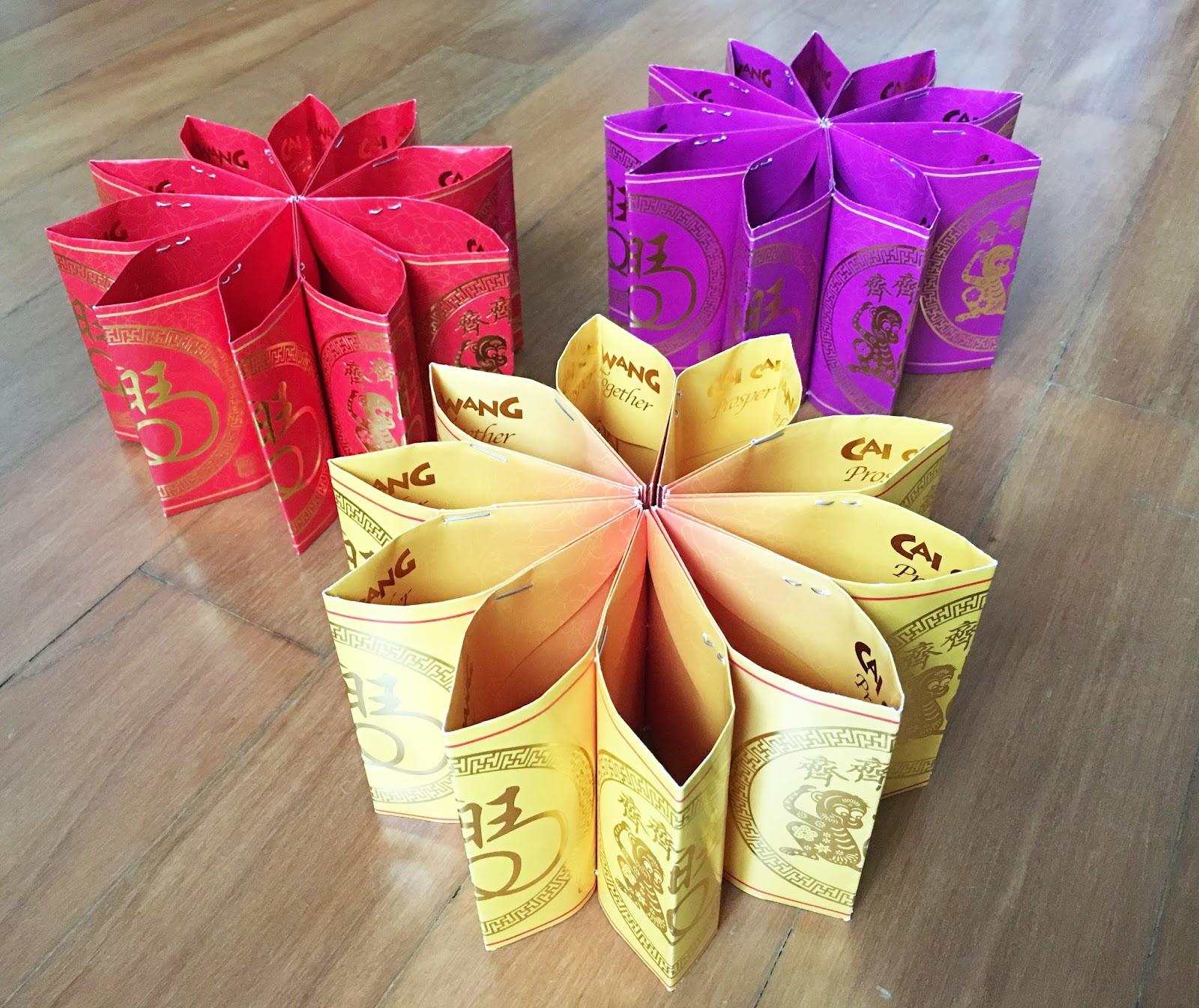 CNY Chinese New Year Craft Ang Pow Lantern