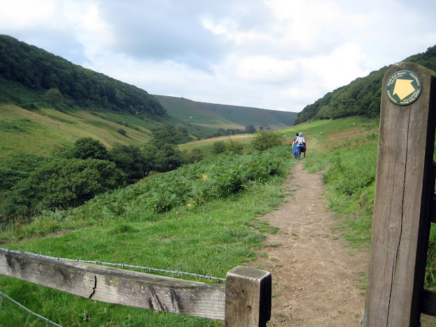 Entering the Hole of Horcum