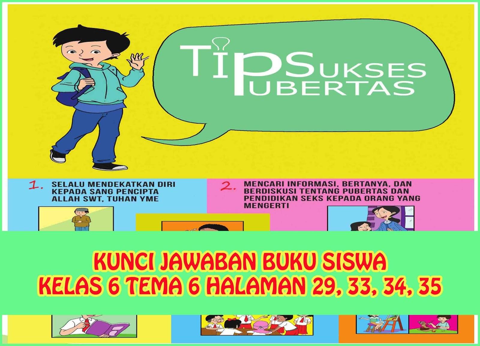 Kunci Jawaban Bahasa Sunda Kelas 6 Halaman 5 Dan 6