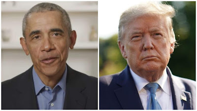 You Are Handling US Coronavirus Response Like A Little Kid - Obama Hits Trump