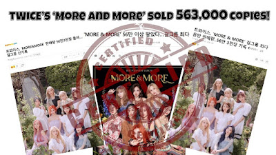 Twice More and More 2x Platinum