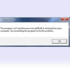 Cara Atasi Error msvcp100.dll is missing PES 2017