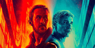 Blade Runner 2049 Movie Poster Cropped
