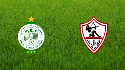 مشاهدة مباراة الزمالك ضد الرجاء اليوم 4-11-2020 بث مباشر في دوري ابطال افريقيا