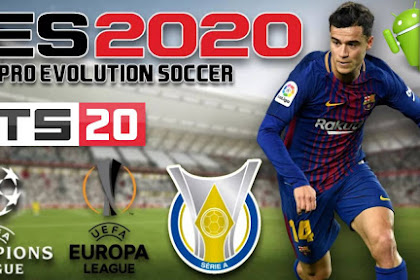 Download Pes 2020 Mod Apk + OBB + Data For Android