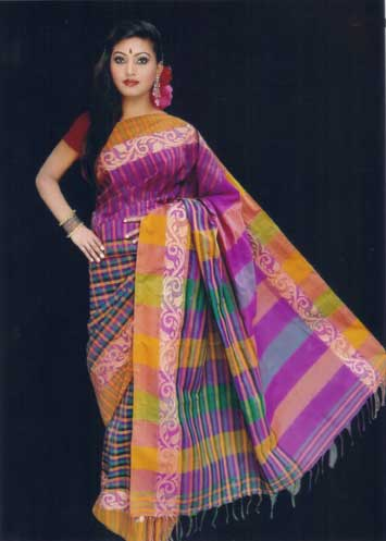 tangail saree sharee