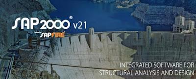 أحدث نسخة من برنامج sap2000 v21 | برنامج التحليل الإنشائي ساب2000