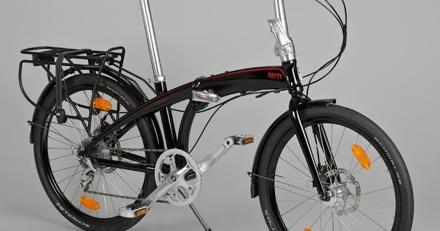 Tern Eclipse P9 Folding Bike. Harga: Rp. 7.250.000