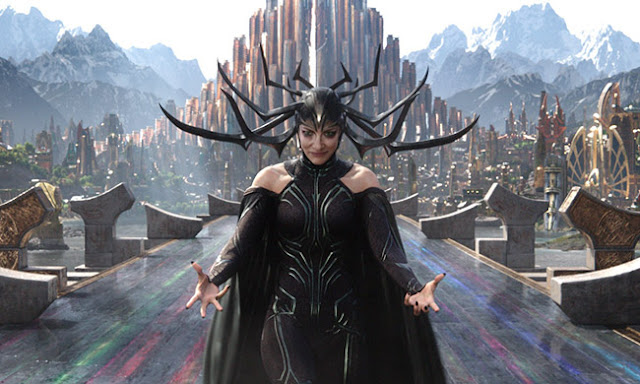 Hela là một công chúa Asgardian độc ác