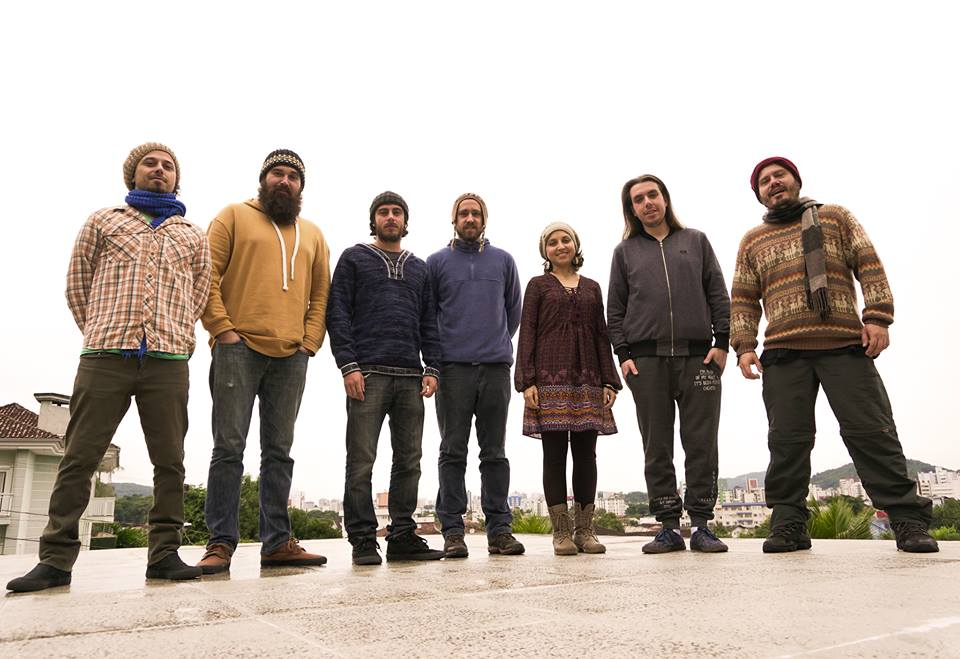 Banda de reggae formada na cidade de Joinville 2ad62f46ec3