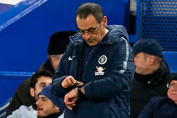 Sarri speaks on getting sacked after FA Cup defeat to Man Utd, slams Chelsea fans
