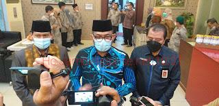 Sekda Provinsi Jambi FKUB Merupakan Garda Terdepan Kerukunan Umat Beragama Dan Provinsi  Jambi Wilayah Teraman Secara Nasional.