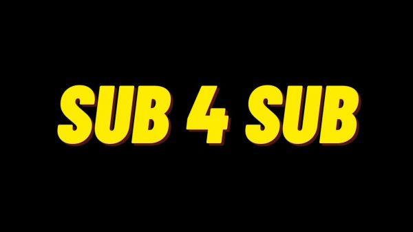 SUB 4 SUB কি || SUB 4 SUB করলে কি কি ক্ষতি হতে পারে