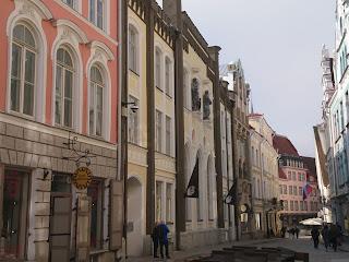 Tallinnan miniloma yksin