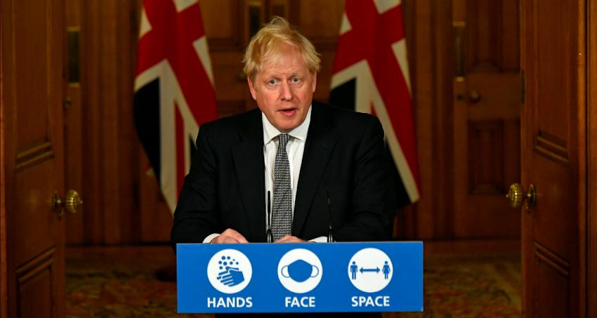 Boris Johnson Cancela o Natal em Londres para Milhões de Pessoas