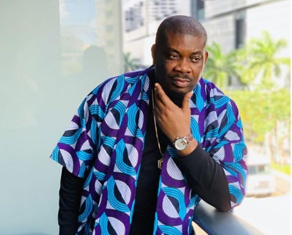 Don Jazzy Puts A Smile On A Twitter User's Face After Buying His Artwork For ₦300k