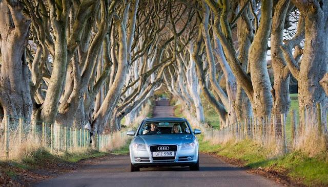 Documentos para alugar um carro na Irlanda