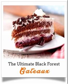 The Ultimate Black Forest Gateaux
