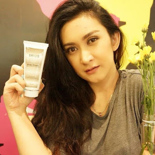 Body Cream Pemutih Tubuh ERTO'S  Tarrie Shop