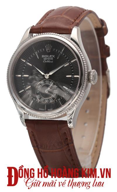hãy chọn Đồng hồ hoàng kim Nơi là bán đồng hồ da nam đẹp ở đồng nai uy tín