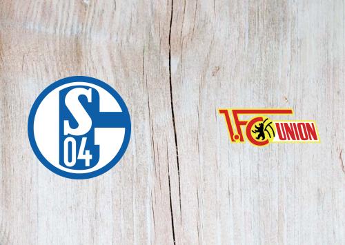 Schalke 04 vs Union Berlin -Highlights 29 November 2019