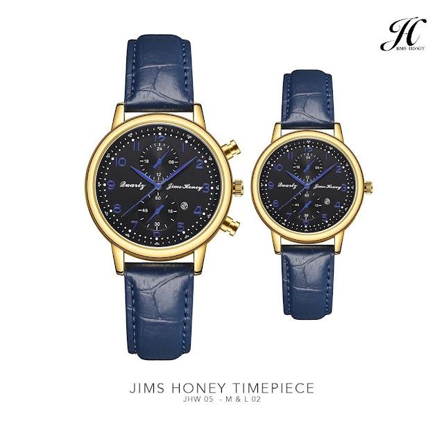 JIMS HONEY TIME PIECE COUPLE JHW-05