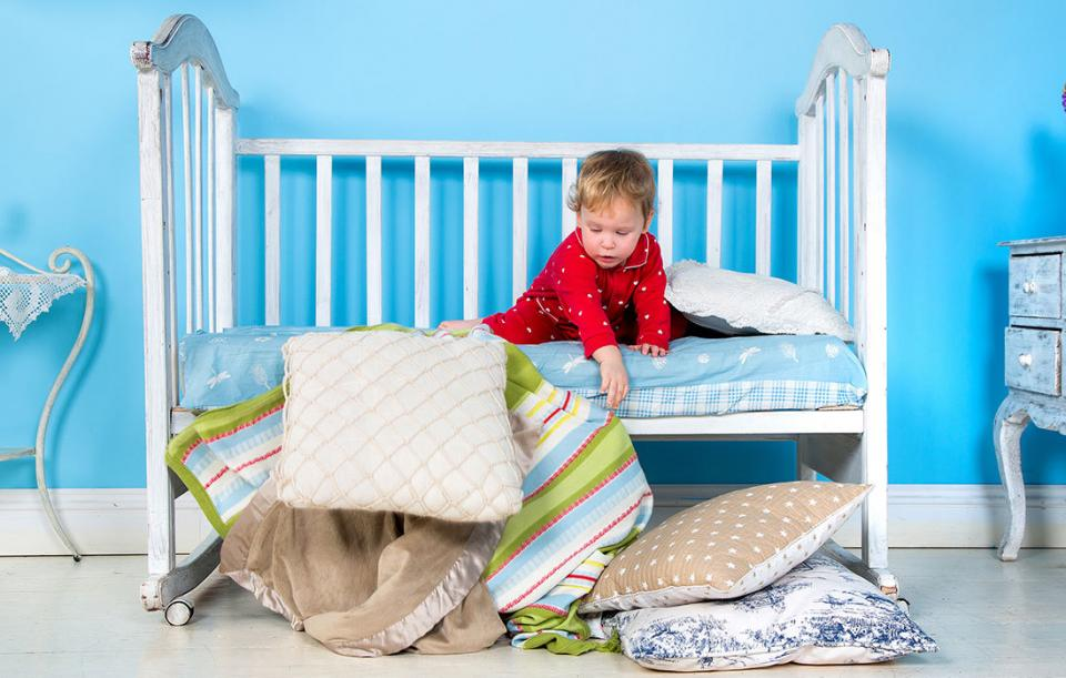 transition from crib to toddler bed advice 2