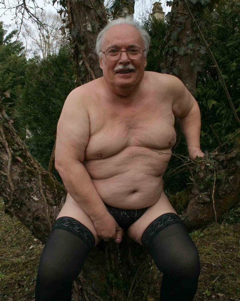 Gay Grandpa Vids 25