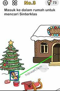 Masuk Ke Dalam Rumah Untuk Mencari Sinterklas Brain Out